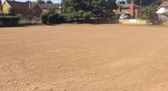 soil treatment, overseeding and lawn care hertfordshire