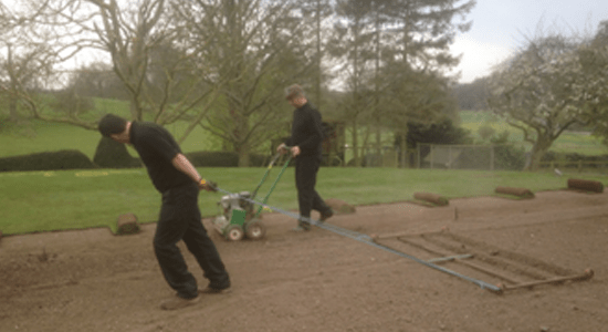 professional turfing company near me commercial & domestic