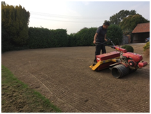 lawn seeding company Essex, Bedfordshire and Hertfordshire