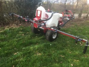 Selective weed spraying Essex